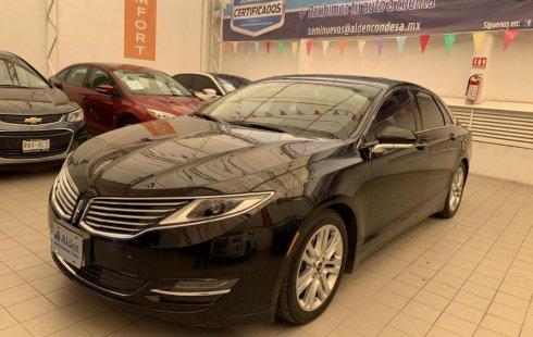 Urge!! Vendo excelente Lincoln MKZ 2016 Automático en en Cuauhtémoc