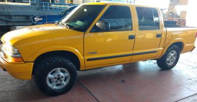 Chevrolet S-10 2004 usado en Mexicali