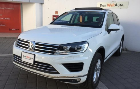 Volkswagen Touareg impecable en Puebla más barato imposible