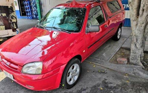 Urge!! Un excelente Ford Courier 2008 Manual vendido a un precio increíblemente barato en Iztacalco