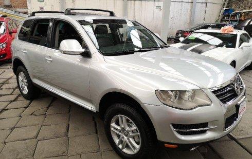 Precio de Volkswagen Touareg 2008