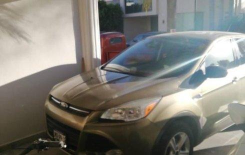 SHOCK!! Un excelente Ford Escape 2013, contacta para ser su dueño