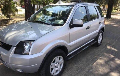 Urge!! En venta carro Ford EcoSport 2005 de único propietario en excelente estado