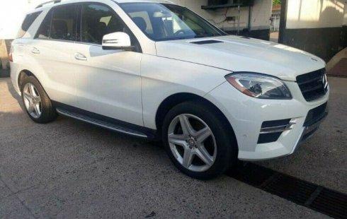 Urge!! Vendo excelente Mercedes-Benz ML 350 2013 Automático en en Sinaloa