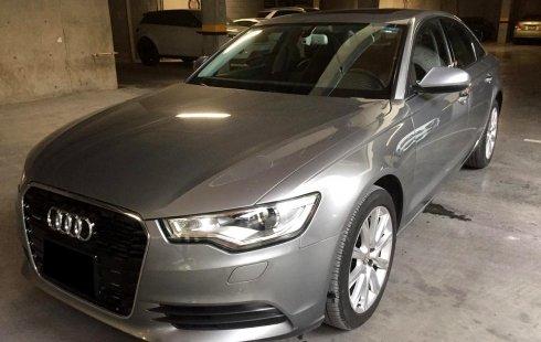 Urge!! Un excelente Audi A6 2014 Automático vendido a un precio increíblemente barato en San Pedro Garza García