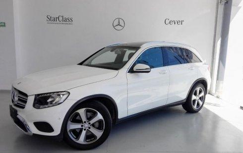 Vendo un Mercedes-Benz Clase GLC impecable