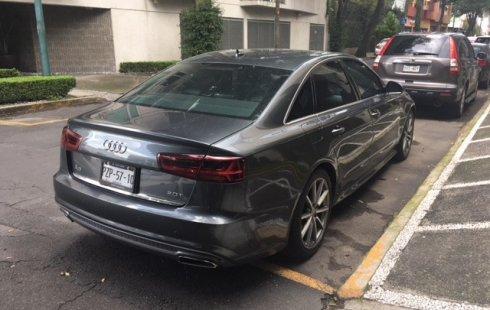 En venta un Audi A6 2016 Automático muy bien cuidado