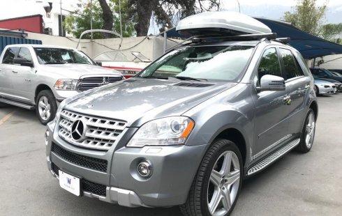 Vendo un Mercedes-Benz Clase M en exelente estado