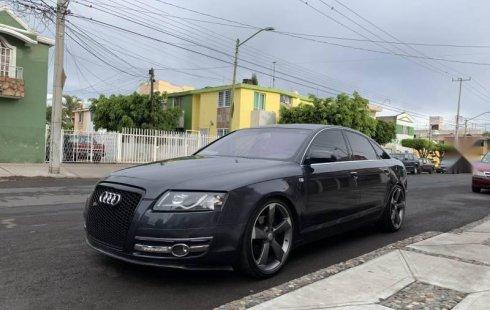 Me veo obligado vender mi carro Audi A6 2005 por cuestiones económicas