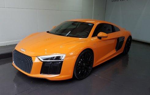 Llámame inmediatamente para poseer excelente un Audi R8 2017 Automático