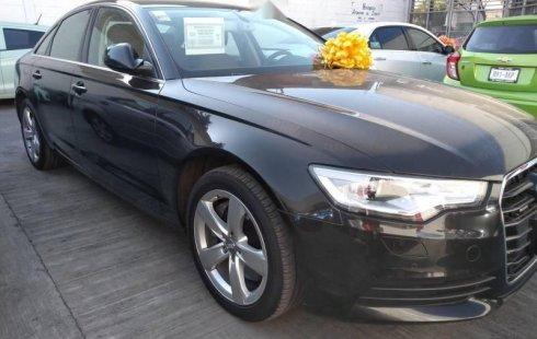 Quiero vender inmediatamente mi auto Audi A6 2014