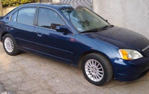 Honda Civic 2002 barato en Cuernavaca