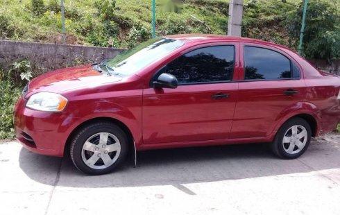 Urge!! Un excelente Chevrolet Aveo 2011 Manual vendido a un precio increíblemente barato en Zacualtipán de Ángeles