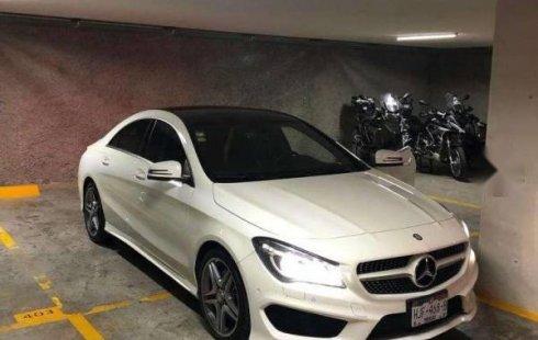 Vendo un Mercedes-Benz Clase CLA por cuestiones económicas