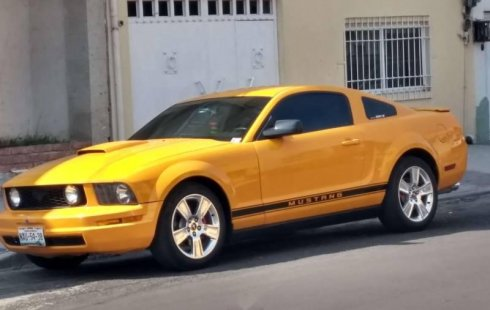 Auto usado Ford Mustang 2007 a un precio increíblemente barato