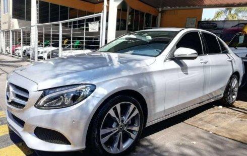 Mercedes-Benz Clase C 2018 barato en Zapopan