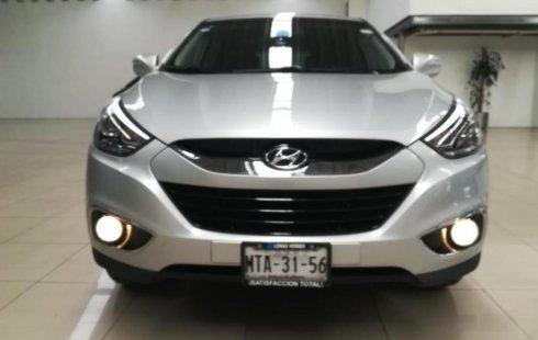 Vendo un Hyundai ix35 por cuestiones económicas