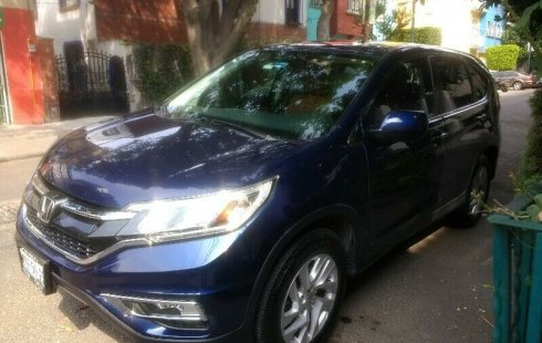 Honda CR-V 2016 barato en Ciudad de México
