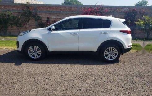 Se vende urgemente Kia Sportage 2017 Automático en Querétaro