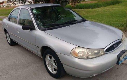 Quiero vender urgentemente mi auto Ford Contour 2000 muy bien estado