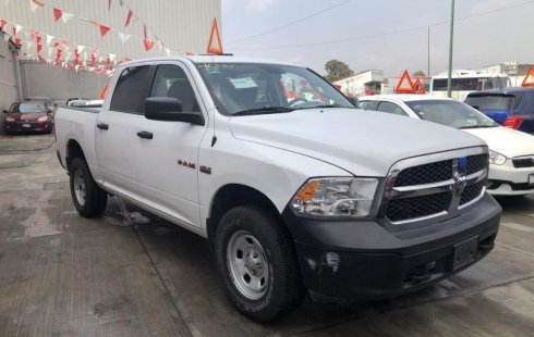 Dodge RAM 2500 impecable en Iztapalapa más barato imposible