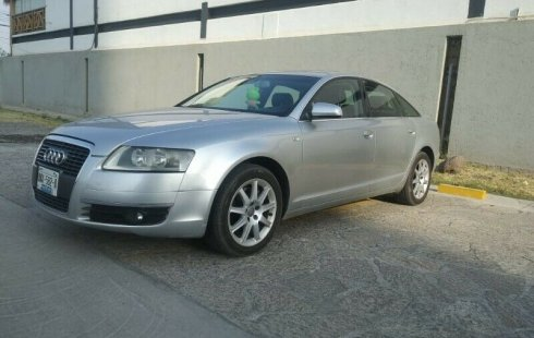 Se vende un Audi A6 de segunda mano