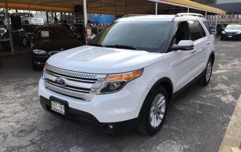 Ford Explorer 2013 en venta