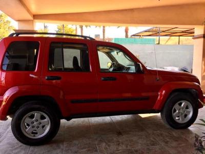 Se pone en venta un Jeep Liberty