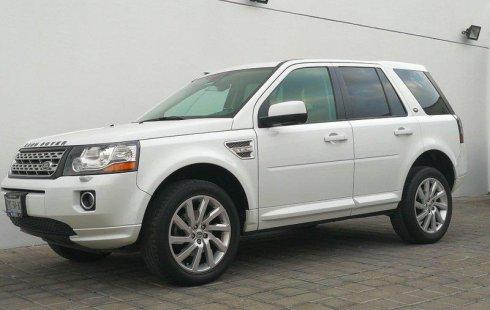 Quiero vender inmediatamente mi auto Land Rover LR2 2013 muy bien cuidado