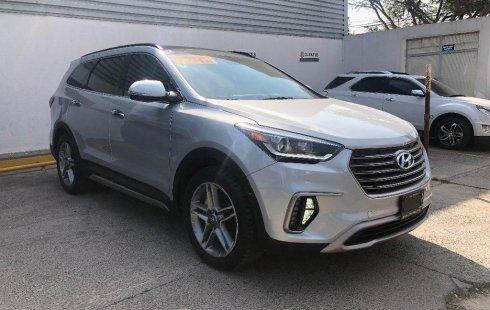 Urge!! Vendo excelente Hyundai Santa Fe 2018 Automático en en Querétaro