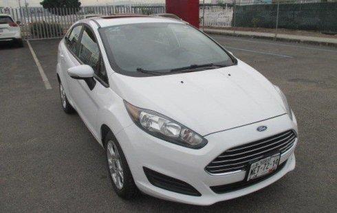 Vendo un Ford Fiesta por cuestiones económicas