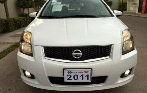 Un Nissan Sentra 2011 impecable te está esperando