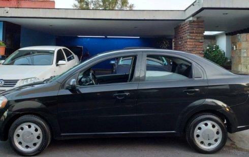 Chevrolet Aveo 2011 barato