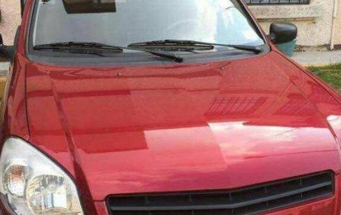 Carro Chevrolet Chevy 2010 de único propietario en buen estado