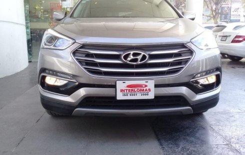 Me veo obligado vender mi carro Hyundai Santa Fe 2017 por cuestiones económicas