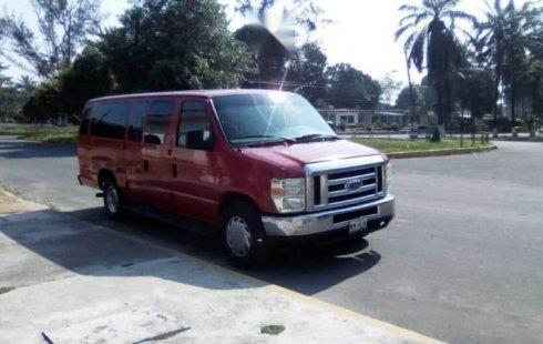 No te pierdas un excelente Ford Econoline 2008 Automático en Xochimilco