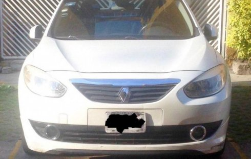 Quiero vender un Renault Fluence en buena condicción