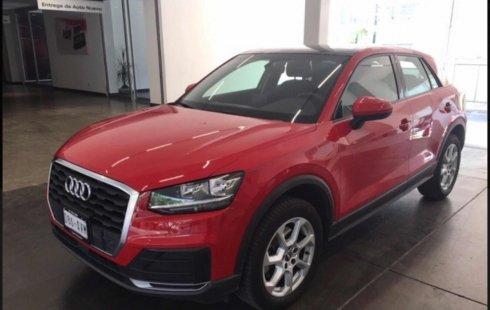 Me veo obligado vender mi carro Audi Q2 2018 por cuestiones económicas