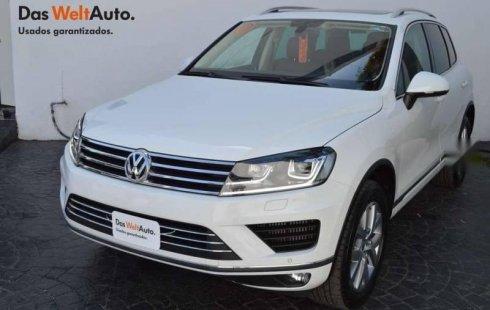 Quiero vender un Volkswagen Touareg usado