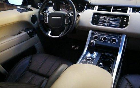 Quiero vender un Land Rover Range Rover Sport en buena condicción