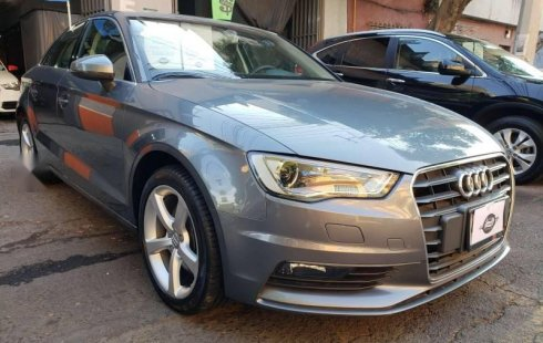 Se vende urgemente Audi A3 2014 Automático en Benito Juárez