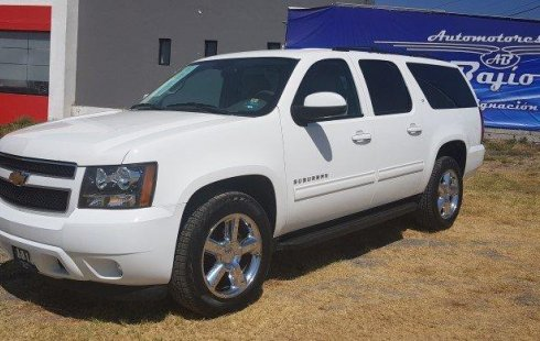 Chevrolet Suburban 2014 impecable