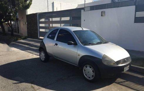 Quiero vender urgentemente mi auto Ford Ka 2004 muy bien estado