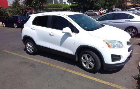 Llámame inmediatamente para poseer excelente un Chevrolet Trax 2014 Automático