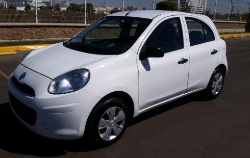 Quiero vender un Nissan March usado