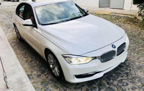 En venta un BMW Serie 3 2014 Automático muy bien cuidado