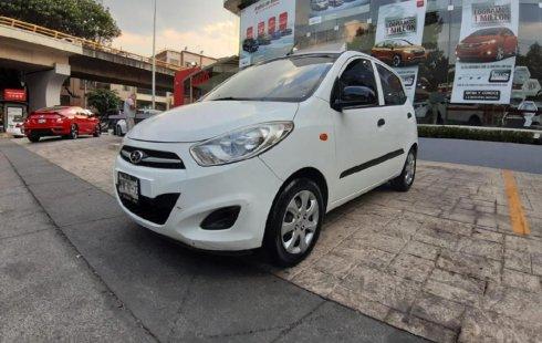 Vendo un Hyundai I10 por cuestiones económicas