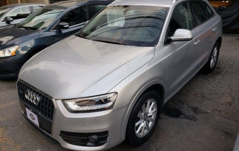 Pongo a la venta un Audi Q3 en excelente condicción
