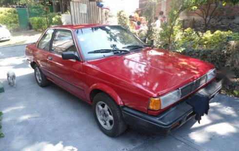 Urge!! Un excelente Nissan Tsuru 1991 Manual vendido a un precio increíblemente barato en Xochimilco