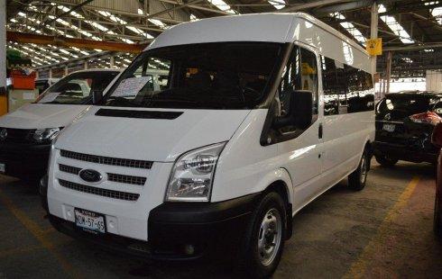 Urge!! Un excelente Ford Transit 2013 Manual vendido a un precio increíblemente barato en México State